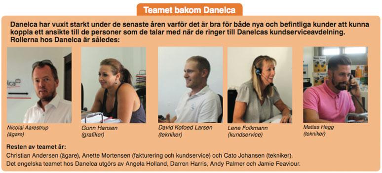danelca-team