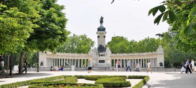 Gröna Madrid – Parque del Retiro