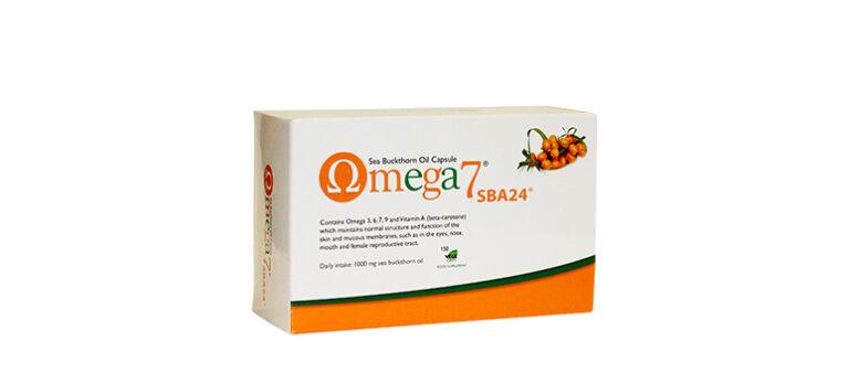 Membrasin – Omega-7: Stärker känsliga och skadade slemhinnor