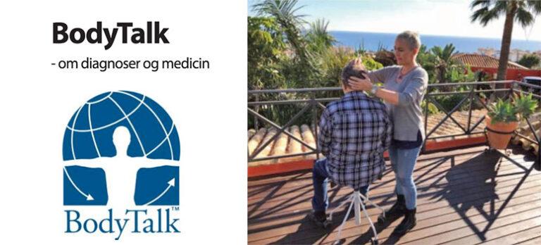 BodyTalk – om diagnoser och medicin