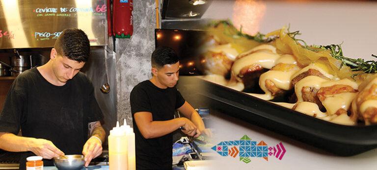 Arequipa – Málagas gastronomiska navelsträng