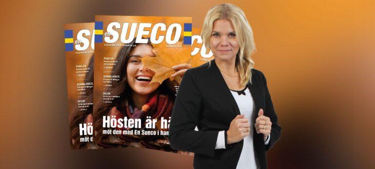 La Sueca hälsar välkommen till En Sueco november 2020