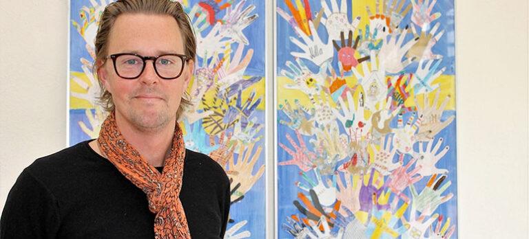 Möt Fredrik Ternander, som axlat rollen som ny rektor på Svenska skolan i Marbella