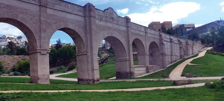 Acueducto de San Telmo – ett monument från tiden när Málaga törstade