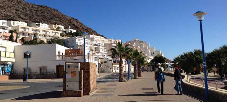 San José och Parque Natural de Cabo de Gata Níjar i Almería
