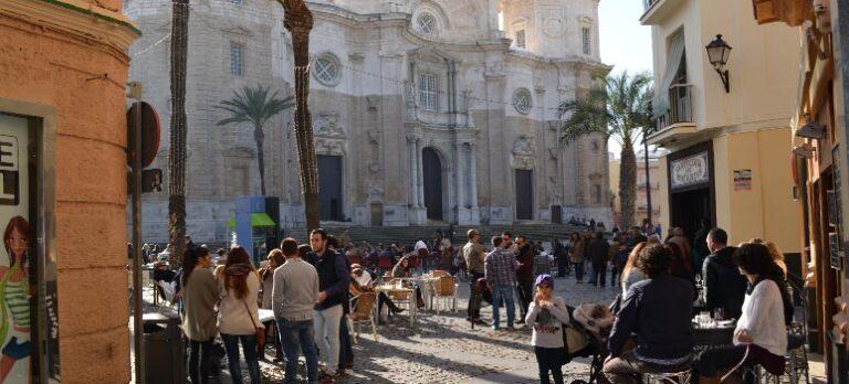 På ostronorgie i livliga Cádiz