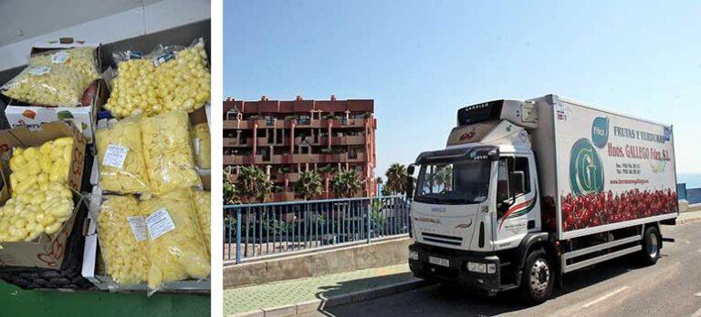 Sabor a Málaga: Grupo Gallego – ett nav i distributionskedjan