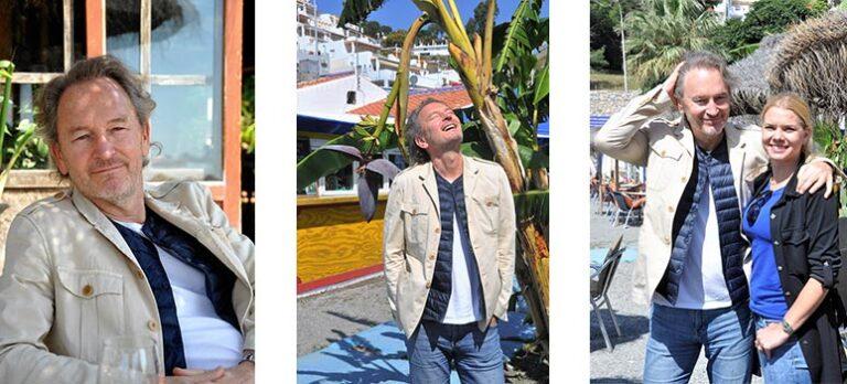 Sveriges populäraste sommarartist möter värmen på Costa del Sol: Tomas Ledin