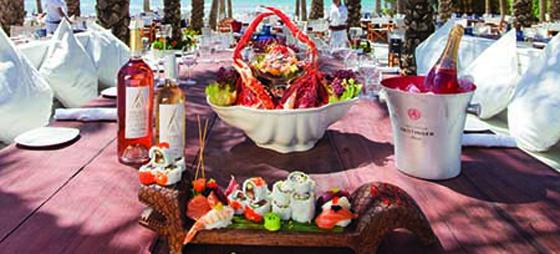 Nikki Beach – en exotisk strandklubb och gourmetrestaurang för alla med smak för det lilla extra