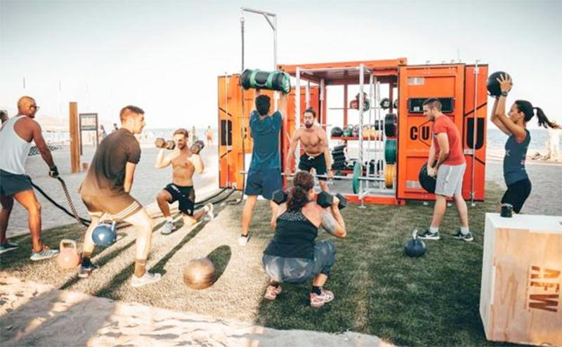 fitness marbella