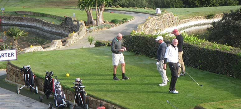 golf marts