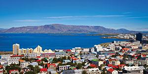island-Reykjavik