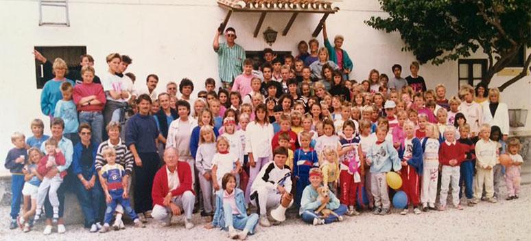 svensk skole gammel samlet