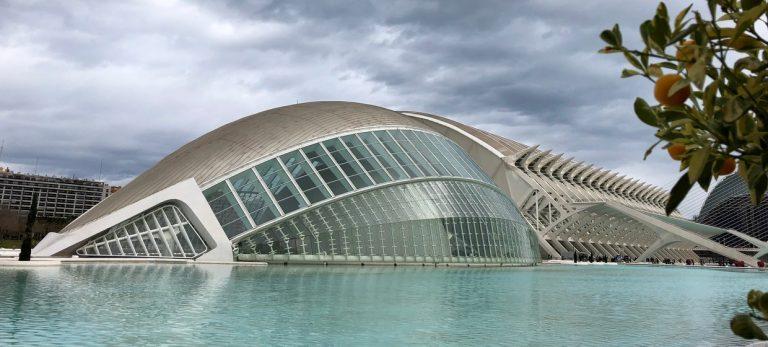 Valencia -På vandring i det förflutna – och i framtiden