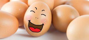 Varför förvaras inte äggen svalt i spanska matvaruaffärer?