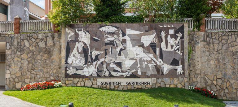 Till baskernas hjärteland, Guernica