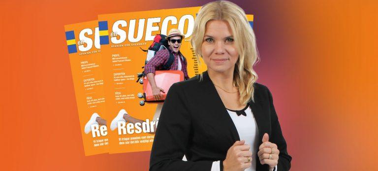 La Sueca hälsar välkommen till En Sueco mars 2021!