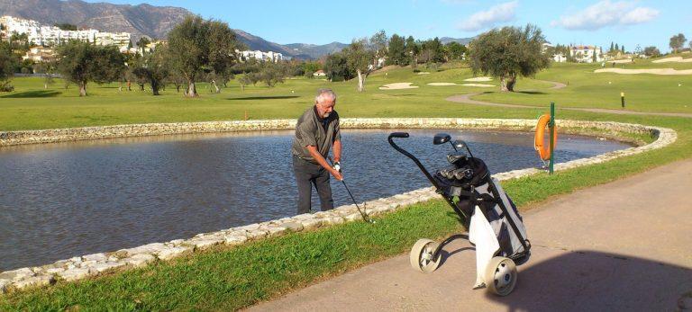 Golf i Solen - Februari 2021