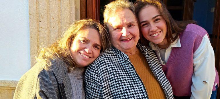 Kvinnor i andalusiska byar – från analfabet till universitetsutbildad på tre generationer