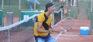 Leo Borg är glad över att få delta i ATP-turneringen i Spanien