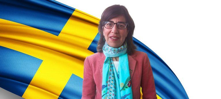 Möt kvinnan bakom titeln Sveriges honorärkonsul: Isabel Pascual Villamor