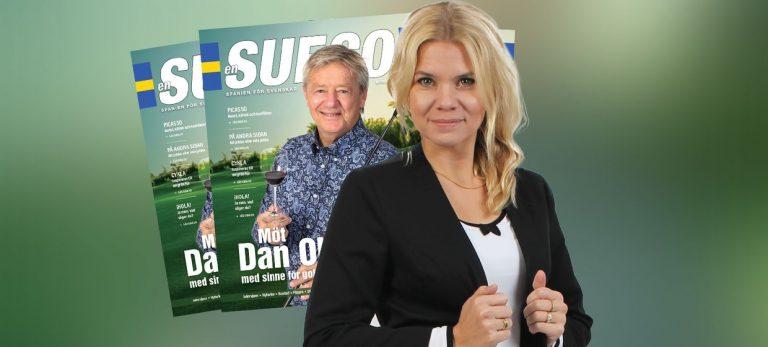La Sueca hälsar välkommen till En Sueco april 2021