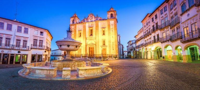 Évora – hela staden är ett museum