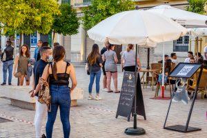 Hälsningar från Málaga, maj 2021!