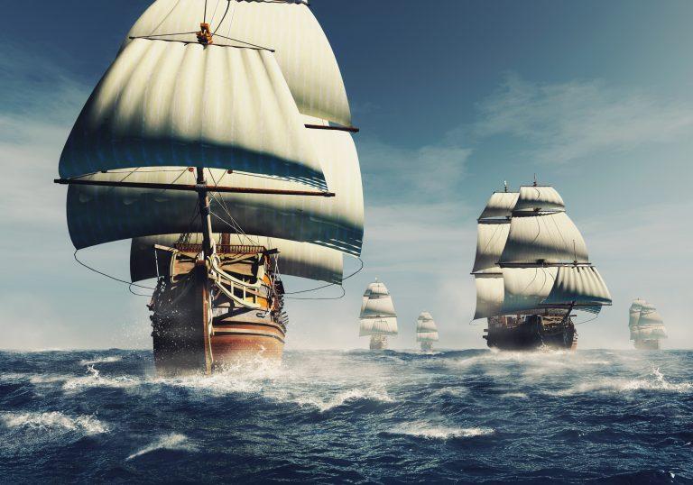 En bit historia: Den oövervinnliga armadan