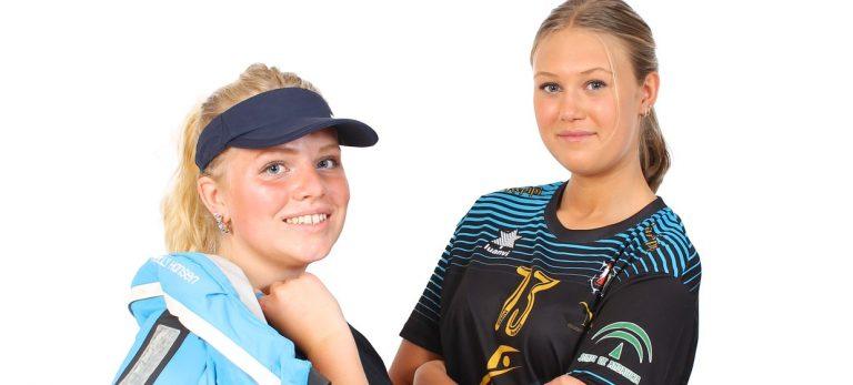 Klara och Felicia på skoläventyr i Fuengirola