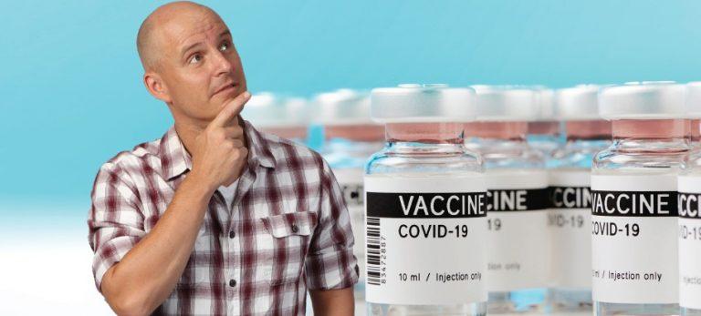 På andra sidan... Vågar vi säga nej till vaccinet?