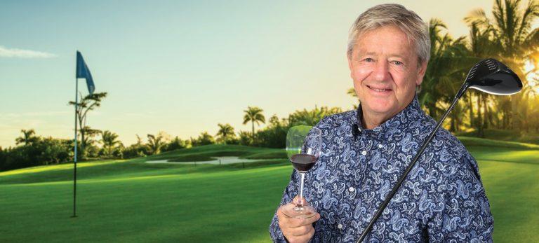 Möt Dan Olsson med sinne för golf och näsa för vin