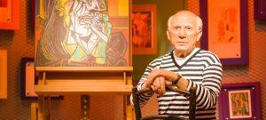Picassos liv sett genom: Konst och kärlek samt krigen däremellan