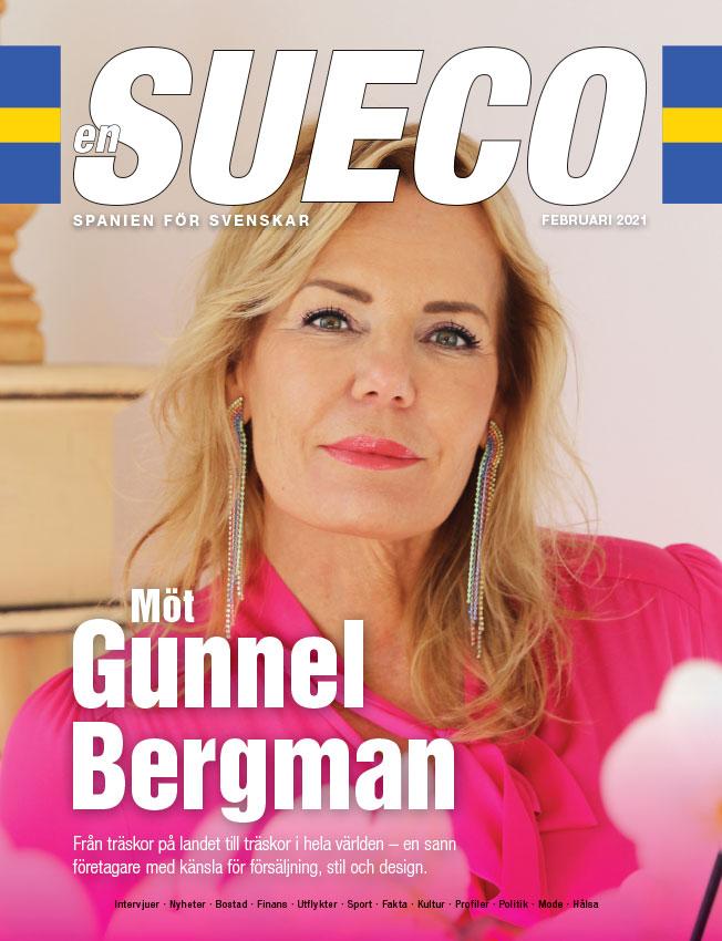 En Sueco februari 2021