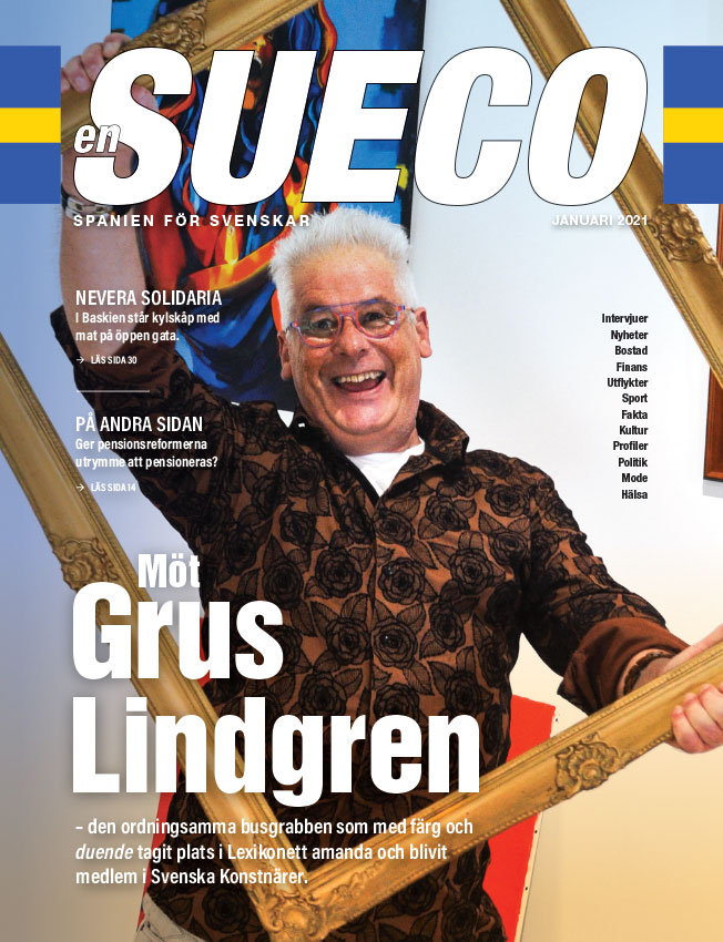 En Sueco januari 2021