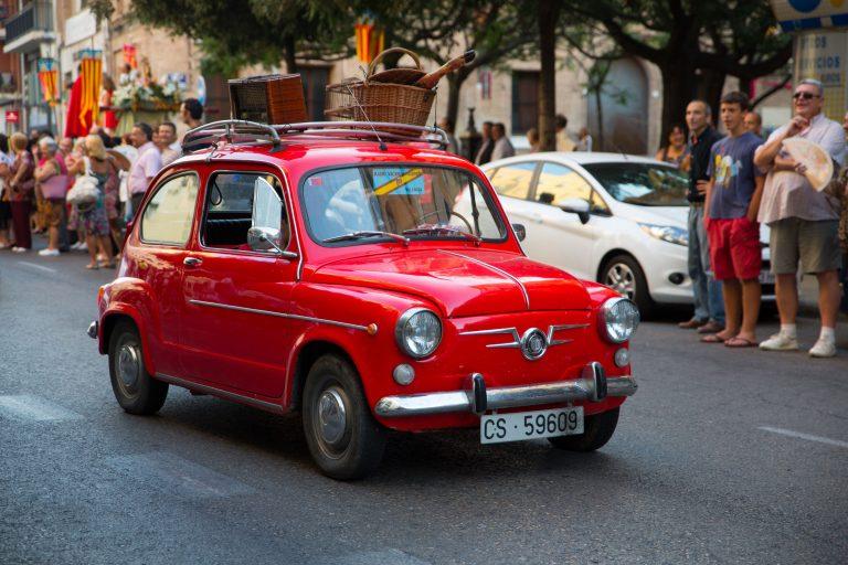 Historia på fyra hjul - hela Spaniens Seat 600 var katalysator för turismen på Costa del Sol