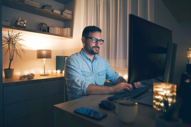 8 tips för IT-säkerhet på hemmakontoret