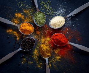 Lite spanskundervisning: Kryddor & örter – especias y hierbas