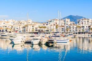 Puerto Banús vill ha miljövänliga yachter till Medelhavet