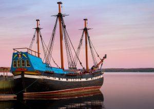Utställning firar 500 år sedan världens första jordenruntsegling