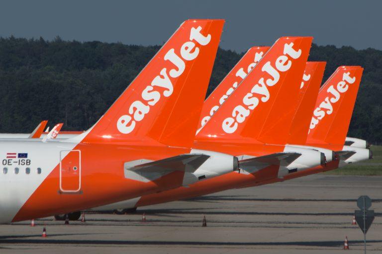 Easyjet öppnar bas på Málagas flygplats