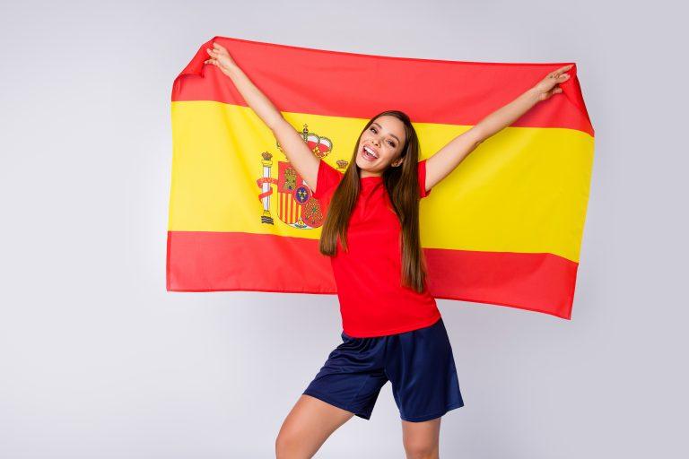Spanien redo för fotbolls EM