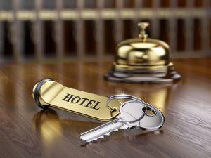 Hotellbokningarna mångdubblas varje vecka