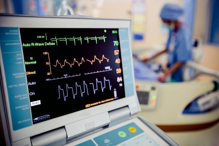 Covid-19: Nio patienter på intensivvårdsavdelningarna