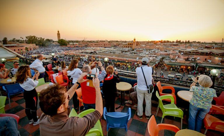 Marocko öppnar gränserna igen