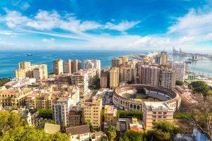 Málaga hamn är första på fastlandet att återöppna för kryssningsfartyg