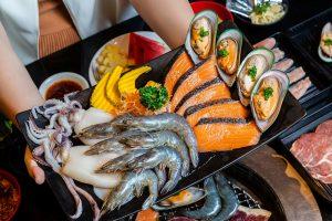Lite spanskundervisning: Fisk och skaldjur