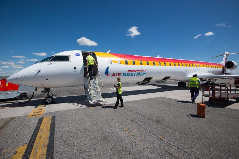 Air Nostrum med nya sommarrutter mellan fastlandet och Kanarieöarna