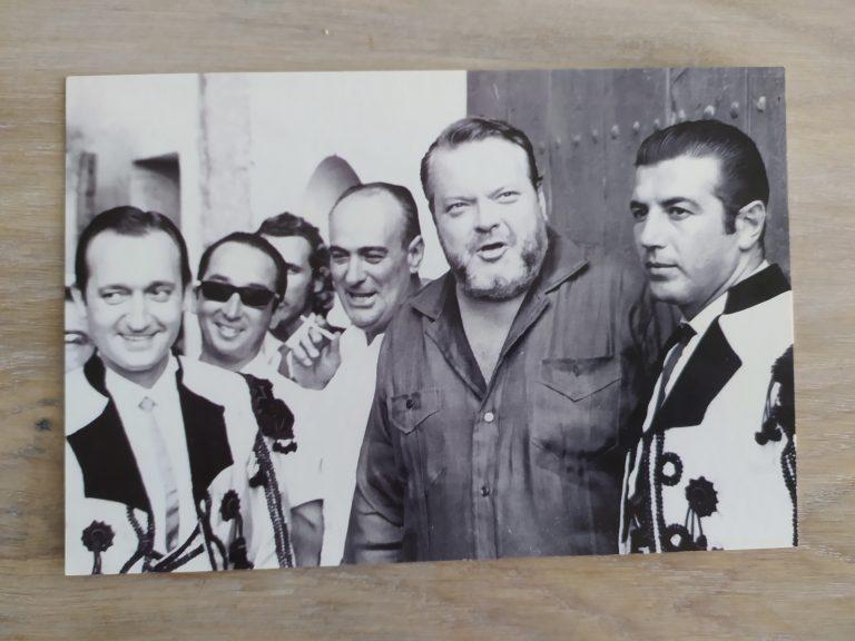 Orson Welles sista resa