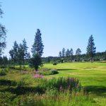 Golf i solen - September 2021